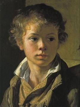 В.А. Тропинин. Портрет сына